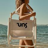 Sunnylife Nouveau Bleu Eco Beach Chair