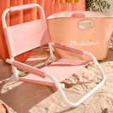 Sunnylife Eco Beach Chair - Peachy Pink