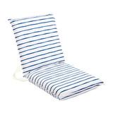 Sunnylife Nouveau Bleu Travel Sun Lounger