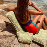 Sunnylife Call of the Wild Terry Travel Sun Lounger