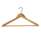 Bamboo Clothes Hanger 4 Pack