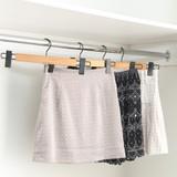 Bamboo Skirt & Pants Hanger 2 Pack