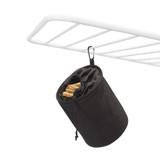 Extra Large Peg Bag - Black
