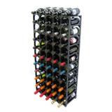 Cellarstak 50 Bottle System - Black