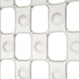 Clear Transparent Bath Mat