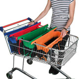 Reusable Shallow Trolley Bags Express - Vibe