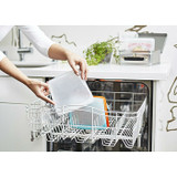 Stasher Silicone Large Fridge/Freezer Bag - Clear