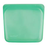 Stasher Silicone Sandwich Bag - Jade