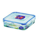 Lock & Lock Classic Square Food Container Short 600ml