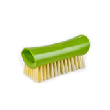 Full Circle Lean & Mean Scrub Brush - Green