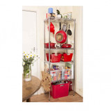 easy-build Kitchen Shelving Unit