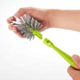 Full Circle Clean Reach Bottle Brush - Green