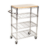 easy-build Kitchen Trolley