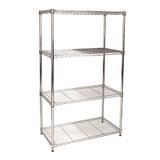 easy-build 4 Shelf Unit 150cm