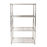 easy-build 4 Shelf Unit 150cm