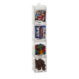 Zak Stackable Canisters Set of 4 Mini Containers