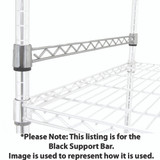 easy-build Support Bar 46cm - Black