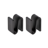easy-build Shelf Connector 2 Pack - Black