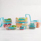 Decor Fresh Seal Clips Container 350ml