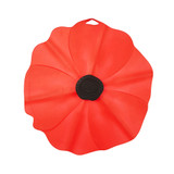 Poppy Lid Food Cover 23cm - Red