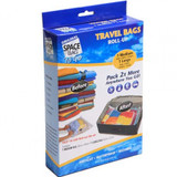Original Space Bag To Go - Roll up Travel Bags 2 Pack - (1 x Large, 1 x Medium)
