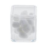 Howards Acrylic Medium Square Trinket Box