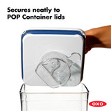 OXO POP Rice Measuring Cup Scoop - Clear