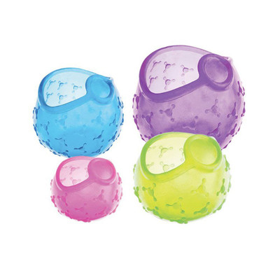 Fusionbrands Food Cover Blubber Mixed - Set of 4