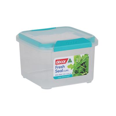 Decor Fresh Seal Clips Container 1.4L