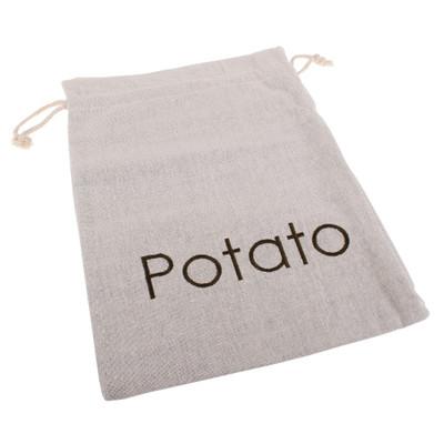 Reusable Embroidered Potato Bag