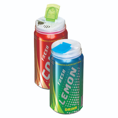 Soda Locking Top Can Covers - Pack of 2