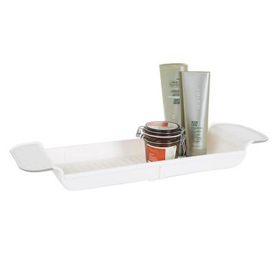 madesmart Expandable Bathtub Shelf