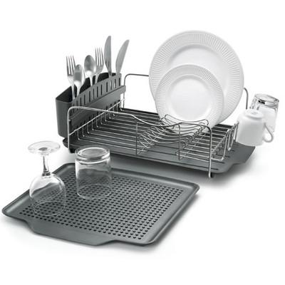 Polder Advantage 4 Piece Dish Rack System