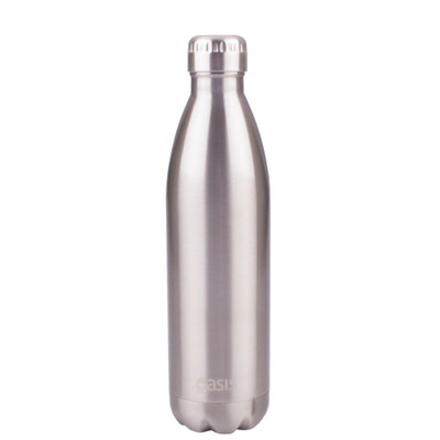 Oasis Insulated Stainless Steel Drink Bottle 750ml - Silver