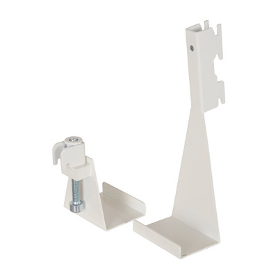 elfa Utility Over the Door Attachment Hook 2-Piece D35mm - White