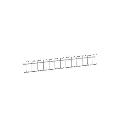 elfa Platinum Tie Belt Rack 415mm 440mm Depth Frame