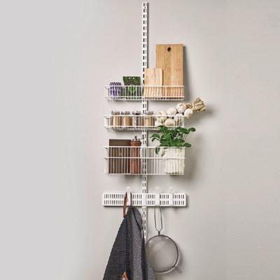 Elfa Door Utility Wire Basket Starter Kit