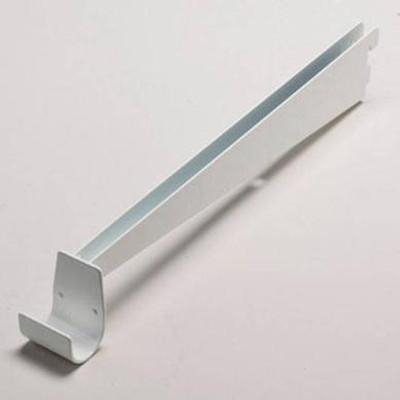 elfa White Rod Holder Bracket 320mm