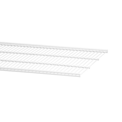 elfa 40 Wire Shelf 607mm Width - White