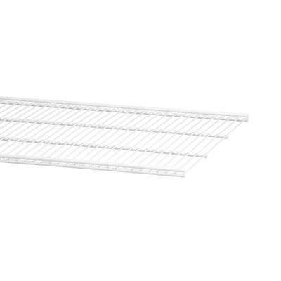 elfa 40 Wire Shelf 902mm Width - White