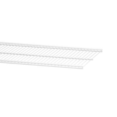 elfa 30 Wire Shelf 1212mm Width - White