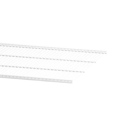 elfa 50 Wire Shelf 902mm Width - White