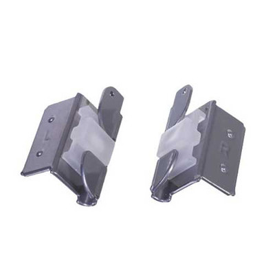 elfa Fittings for Utility Track 2 Pack