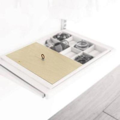 elfa Walnut Lid For Jewellery Box