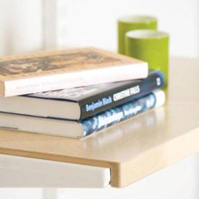 elfa 336mmx600mm Birch Decor Shelf