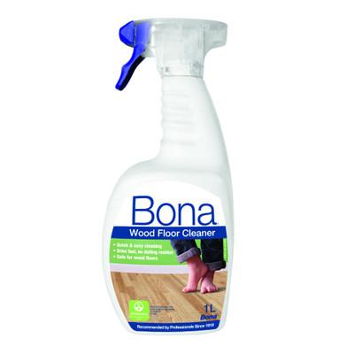 Bona Wood Floor Cleaner Spray - 1 Litre