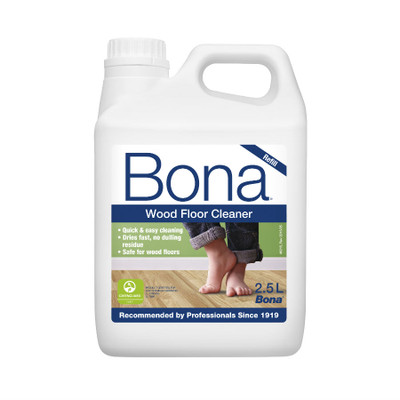 Bona Wood Floor Cleaner Refill - 2.5 Litre