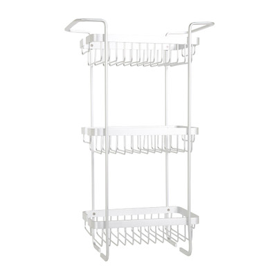 Aluminium Bathroom Rack - 3 Tier