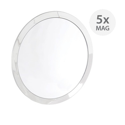 Suction Mirror 5x Magnification - Large