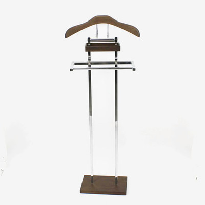 Clothes Valet Rack With Trinket Tray